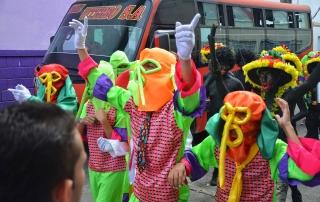 colombian belen festival